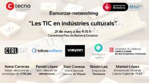 Les TIC en indústries culturals