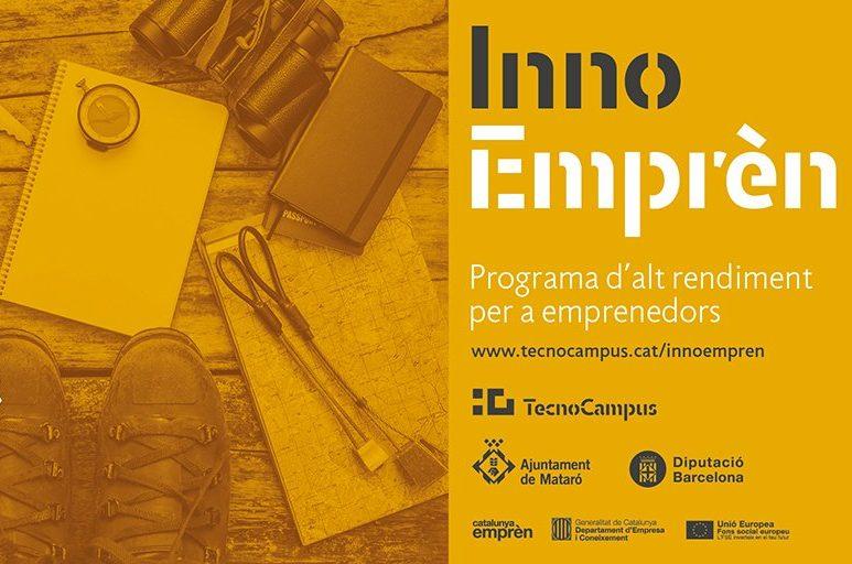 L'InnoEmprèn ha obert el seu període d'inscripció.