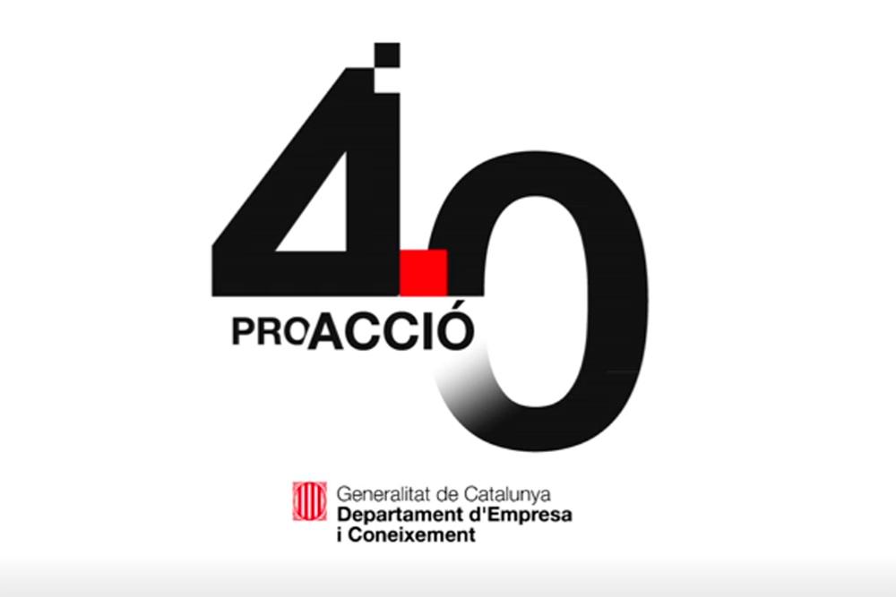 Sessió informativa del programa ProACCIÓ 4.0 a Mataró